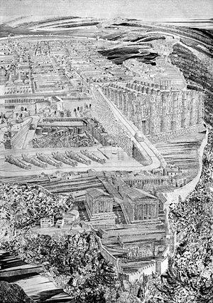 Valle dei Templi - Akragas 406 a. Chr. n.