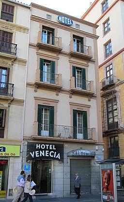 Hotel Venecia Málaga