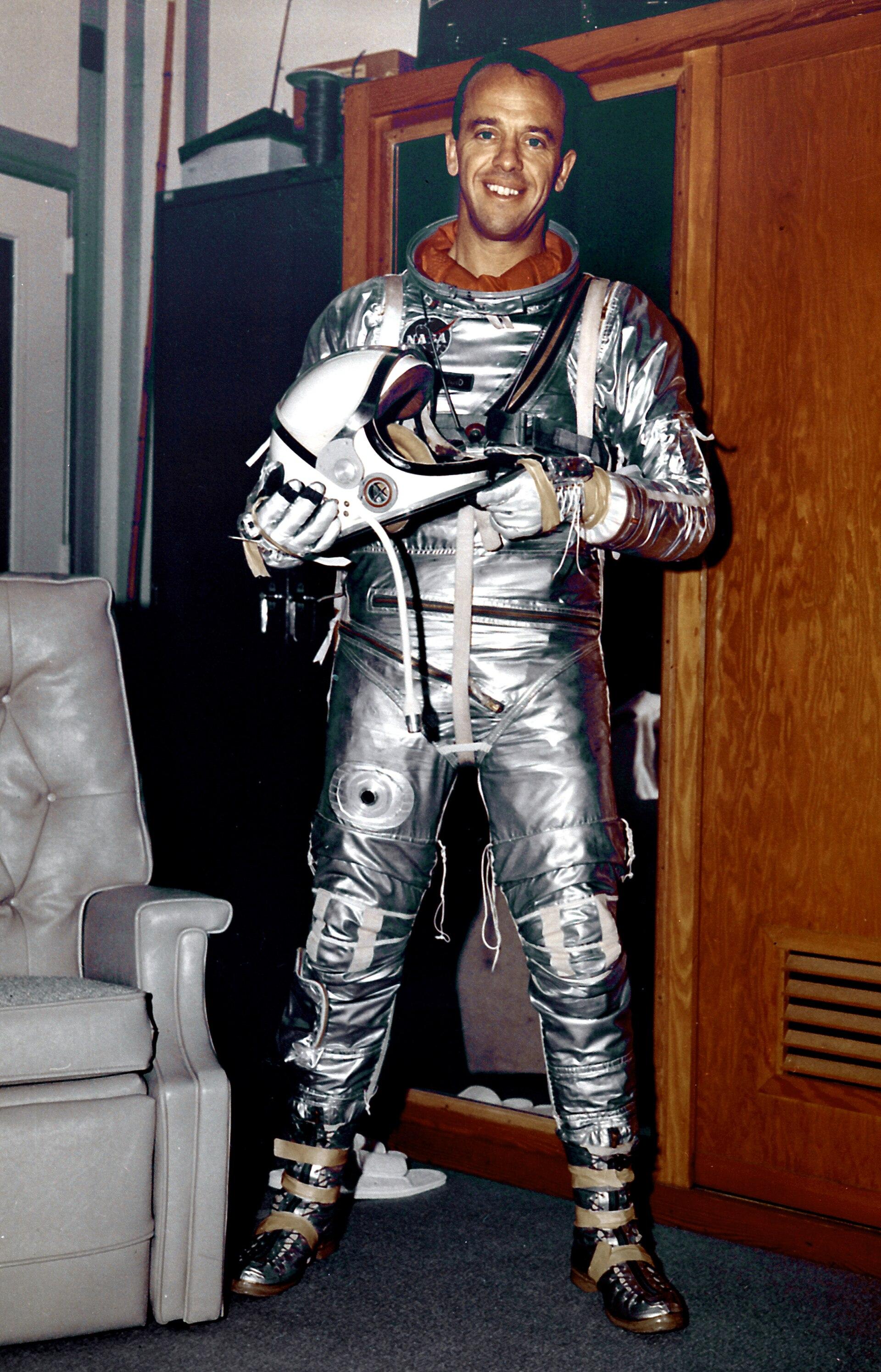 Alan Shepard - Wikidata