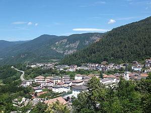 Albiano - Image: Albiano Vista
