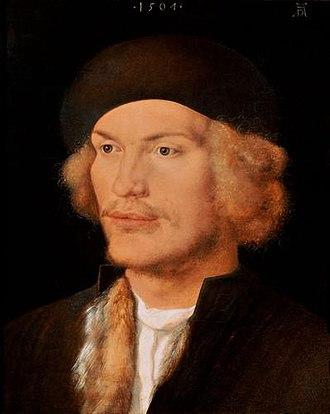Avarice (Dürer, Vienna) - Image: Albrecht Dürer 094b