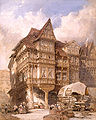 Albrecht Durer's House at Nuremberg) by William Callow, RWS.jpg