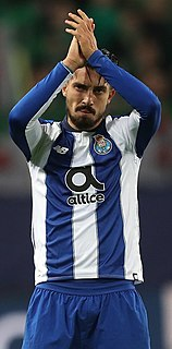 Alex Telles Brazilian footballer