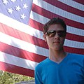 Alex rodgers 2017 american flag.jpg