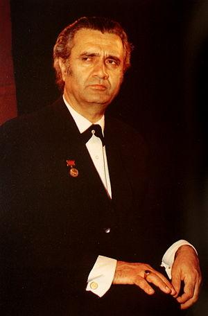 Alexander Arutiunian - Arutiunian in 2008 in Yerevan