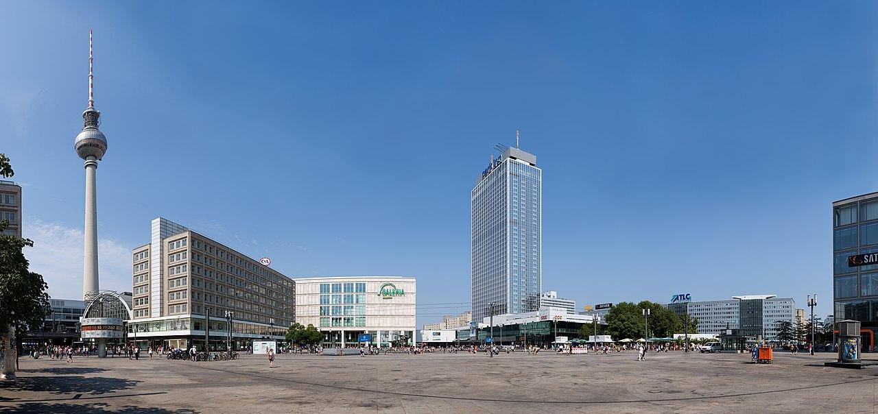 hotel alexander platz