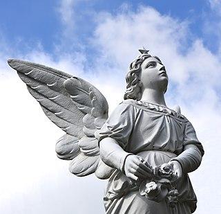 Winged Alfons Matter Angel