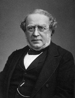 Alfred Baring Garrod - Alfred Baring Garrod