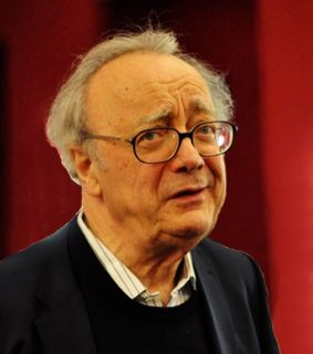 Alfred Brendel Austrian pianist, poet, and author