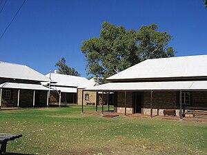 Alice Springs Telegraph Station - Alice Springs Telegraph Station