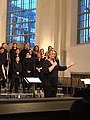 Alive Gospel & Britta Bergström med vänner, Söndag 17 mars 2019 klockan 18;06, Sankta Maria Magdalena kyrka, Stockholm.jpg