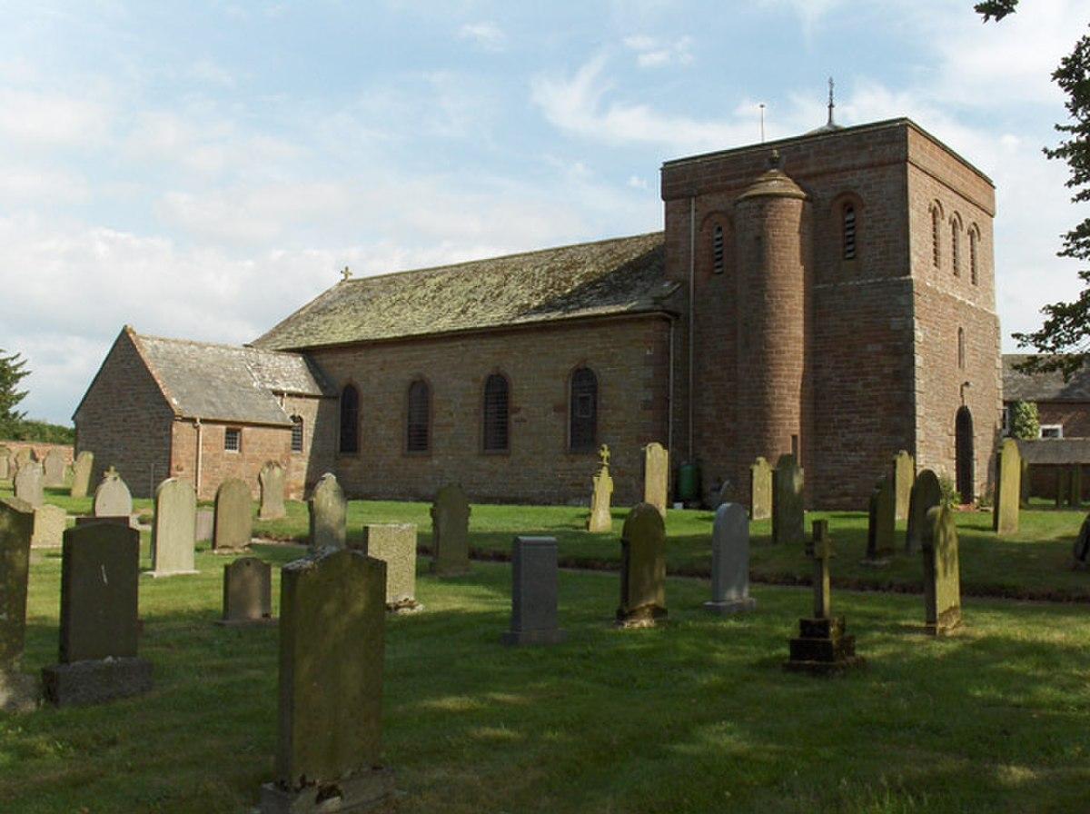 All Saints', Raughton Head - geograph.org.uk - 212905.jpg