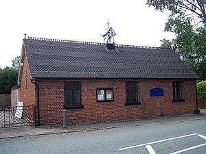 Brocton, Staffordshire - Image: All Saints, Brocton geograph.org.uk 866191