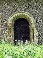 All Saints, Swallowfield, Berks - North doorway - geograph.org.uk - 331151.jpg