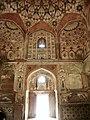 Allahabad, Khusru bagh, Nithar tomb interior (2) 2015-11-12.jpg
