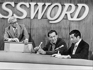 Password (game show) - The show made its way into The Odd Couple when Oscar and Felix became contestants in 1973.