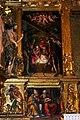 Alonso Sánchez Coello, Adoración de los Pastores, retablo de la iglesia de San Eutropio de El Espinar.JPG