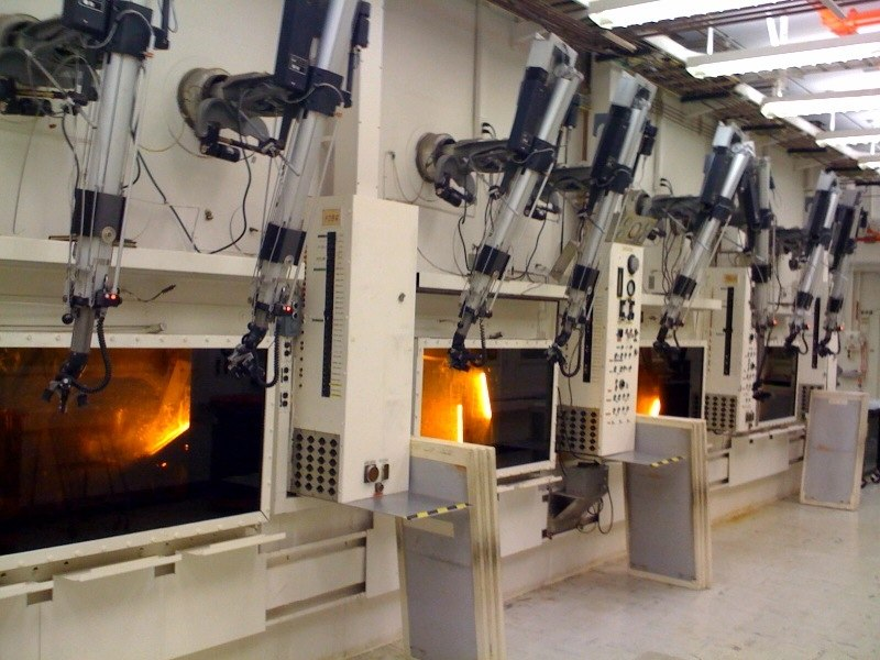 Alpha-Gamma Hot Cell Facility 001