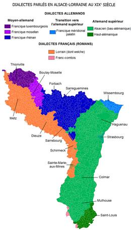 Alsace-Lorraine — Wikipédia