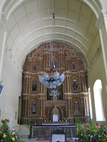 Altar of Se Cathedral