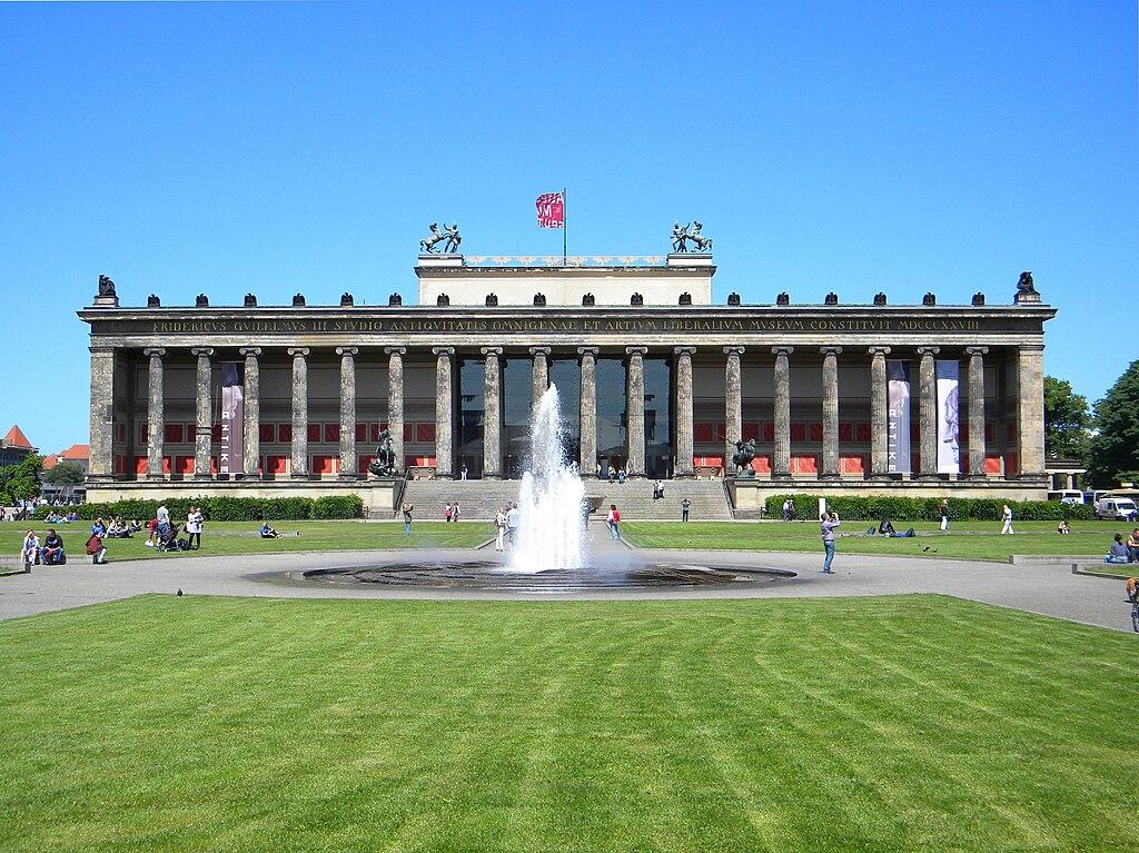 Altes Museum in Berlin