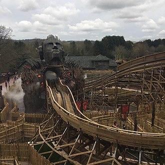 Wicker Man (roller coaster) - Alton Towers' Wicker Man