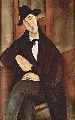 Amadeo Modigliani 044