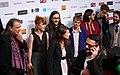 Amadeus Austrian Music Awards 2014 - Wickerl Adam Marlene Lacherstorfer Elisabeth Neuhold 1.jpg