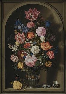 Xvii for Bouquet de fleurs wiki