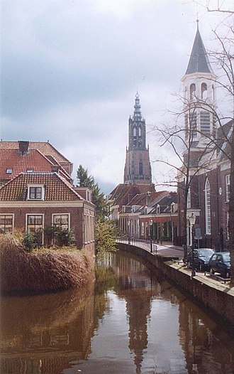 Eem - Image: Amersfoort c the river