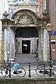 Amsterdam - Oudezijds Achterburgwal - View East through Oudemanhuispoort.jpg