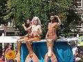 Amsterdam Gay Pride 2013 ING boat pic3.JPG