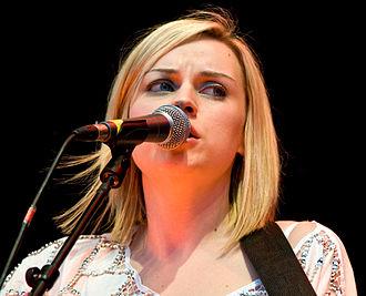 Amy Macdonald - Macdonald performing in 2009