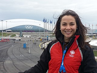 Andi Petrillo Canadian sports broadcaster