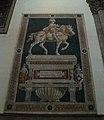 Andrea del Castagno, Niccolò da Tolentino, Santa Maria del Fiore, Florència.JPG
