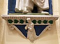 Andrea della robbia, annunciata e l'angelo, dal convento di fontecastello, 04.jpg