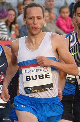 Andreas Bube in 2017.