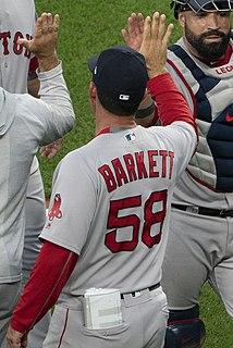 Andy Barkett American baseball player