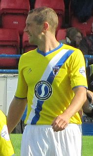 Andy Frampton British footballer
