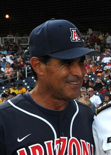 American college baseball coach