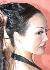 Ange Venus at XRCO Awards 2007 1.jpg