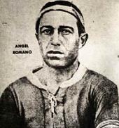 Анхель Романо в 1914 году