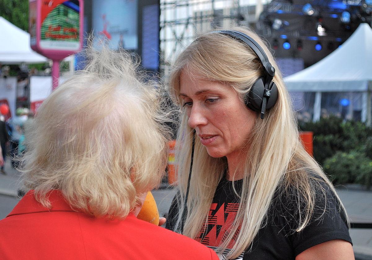 Anja Caspary Brustkrebs