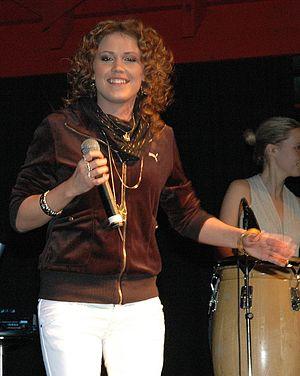 Anna David (singer) - Image: Annadavid 2