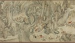 Anonymous - A Hunt in the Mountains of Heaven - 1953.280 - Art Institute of Chicago.jpg