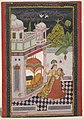 Anonymous - Ragini Desi Megh, an illustration from a Ragamala serie - 2001.138.18 - Yale University Art Gallery.jpg