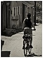 Another girl with another bike - Vila Chã - Portugal (50074860398).jpg