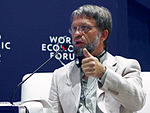 Antanas Mockus - World Economic Forum on Latin America 2010.jpg