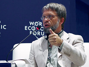 Colombian presidential election, 2010 - Image: Antanas Mockus World Economic Forum on Latin America 2010
