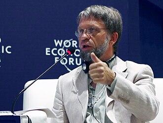 Colombian presidential election, 2010 - Image: Antanas Mockus World Economic Forum on Latin America 2010